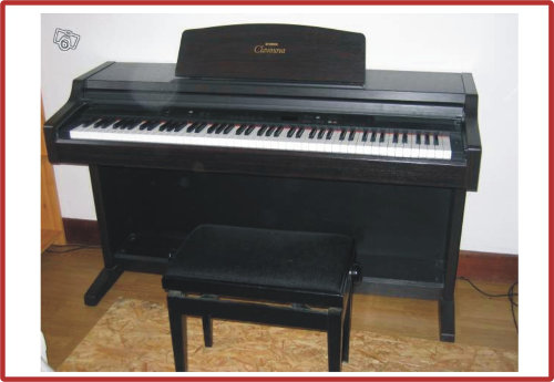 PIANO DIGITAL YAMAHA CLP-820S